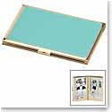 Lenox kate spade Outpost Gifting Hinged Pocket Frame, Turquoise