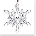 Lenox Annual 2017 Snow Majesty Snowflake Ornament