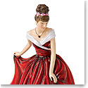 Royal Doulton China Pretty Ladies Birthstone Petites January - Garnet