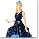 Royal Doulton China Pretty Ladies Birthstone Petites September - Sapphire