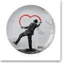 Royal Doulton Street Art Nick Walker Plate Love Vandal Limited Edition