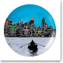 Royal Doulton Street Art Nick Walker Plate Ed New York Limited Edition