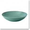 Royal Doulton China Gordon Ramsay Maze Teal Open Vegetable Bowl/Pasta Bowl, Single
