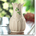 Belleek China Mini Cashel Vase