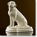 Belleek China Irish Wolfhound 1977 - 1987, Limited Edition of 700