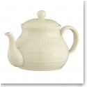 Belleek China Galway Weave Beverage Pot