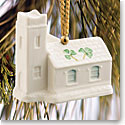Belleek China 2016 Ballintoy Church Annual Ornament