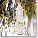 Belleek China Poolbeg Lighthouse 2016 Ornament