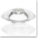 Orrefors Discus Frosted Votive, Single