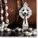 Cashs St. Patrick Aurora Borealis Rosary