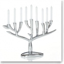 Nambe Metal Tree of Life Menorah