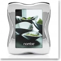 "Nambe Metal Bella 4x6"" Picture Frame"