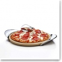Nambe Metal Gourmet Lulu Pizza Set