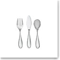 Nambe Metal Kibo Toddler Flatware Set