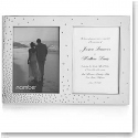 Nambe Dazzle Metal Double Invitation Frame