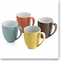 Nambe Pop Colours Mugs, Set of 4