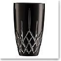 Galway Crystal Noir Longford Vase