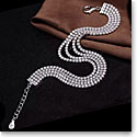Cashs Crystal Sterling Silver Diamante Bracelet