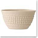 "Belleek China Galway Weave 4"" Condiment Bowl, Single"