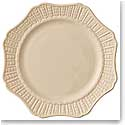 """Belleek China Scallop 9"""" Accent Plate, Single"""
