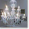Waterford Cranmore Chandelier, 9 Arm