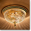 Waterford Beaumont Brass Ceiling Fixture