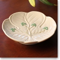 Belleek China Shamrock Sweets Dish