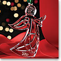 Cashs Crystal 2016 Angel Praying Ornament