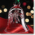 Cashs Crystal 2016 Annestown Bell Ornament