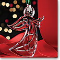 Cashs Crystal Angel Praying 2017 Ornament