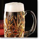 Cashs Crystal Annestown XL Beer Tankard Pair