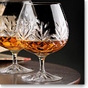 Cashs Crystal Annestown Large Brandy, Single
