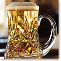 Cashs Crystal Annestown Original Beer Tankard