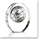 Cashs Oval Large Desk Clock