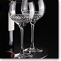 Cashs Crystal Cooper Balloon Wine, Pair