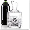 Cashs Crystal Cooper Wine Carafe