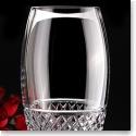 """Cashs Crystal Cooper 10"""" Rose Vase"""