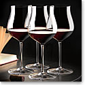 Cashs Crystal Grand Cru Pinot Noir Glasses, Set 3+1 Free
