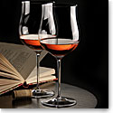 Cashs Grand Cru Rose Wine Glasses, Pair