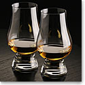 Cashs Crystal Grand Cru Whiskey Tasting Glasses, Pair
