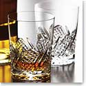 Cashs Crystal Harvester Single Malt Whiskey Glasses, 3+1 Free