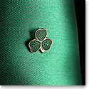 Cashs St. Patricks Shamrock Lapel Pin