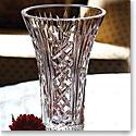 "Cashs Crystal Mahon Falls 6"" Flared Vase"