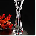 Cashs Crystal Annestown Single Stem Rose Bud Vase