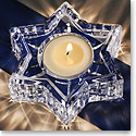 Cashs Crystal Star of David Votive