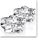 Cashs Crystal Celtic Star Votive, Large