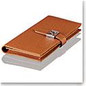 Cashs Top Grain Leather Camel Avondale Wallet Purse