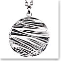 Cashs Crystal Wild Atlantic Way Pendant Necklace, Large
