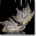 Lalique Champs-elysees in Gold Thermo Lustrage Bowl