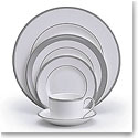 Vera Wang Wedgwood China Grosgrain, 5 Piece Place Setting